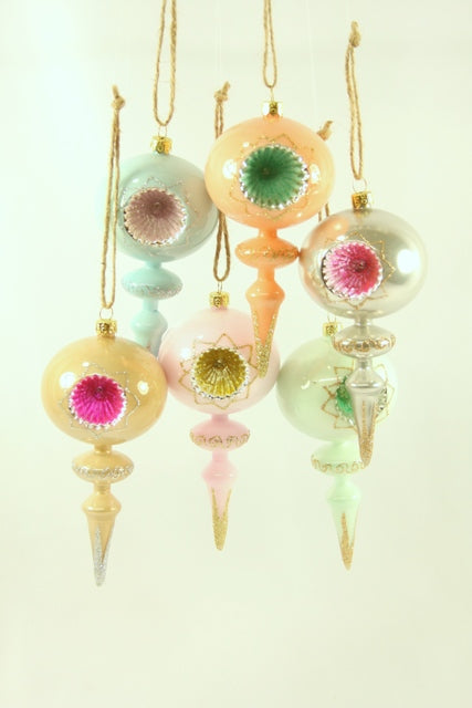 Vintage Spindle Ornaments, Ornament, Cody Foster - LIESAS