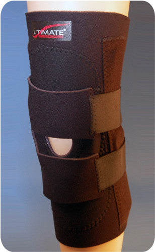 Hinged Lateral J - Patella Stabilizer
