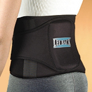 Back Brace - Neoprene