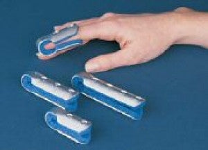 Finger Cot Splint