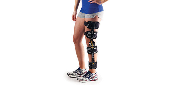30a5ad16f8 Contender Post Op Knee Brace – Support and Brace