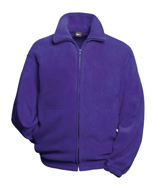 10273 | FULL ZIP POLAR FLEECE JACKET-yourzmart
