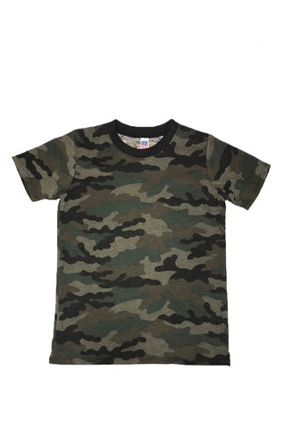 17331CMO Infant Camo Tee - yourzmart