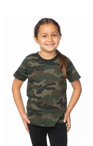 17661CMO Toddler Camo Tee-yourzmart