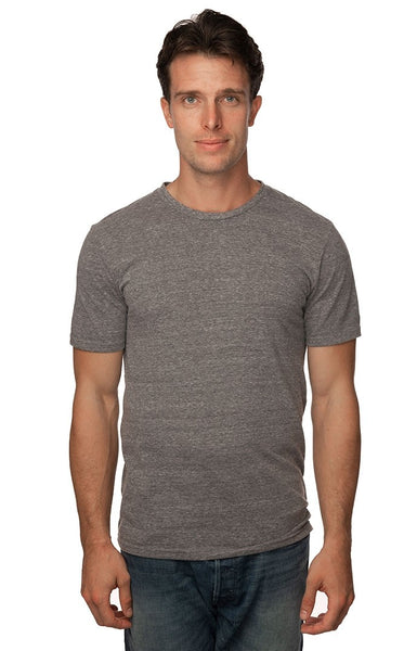 20051 Unisex Tri Blend Short Sleeve Tee-yourzmart