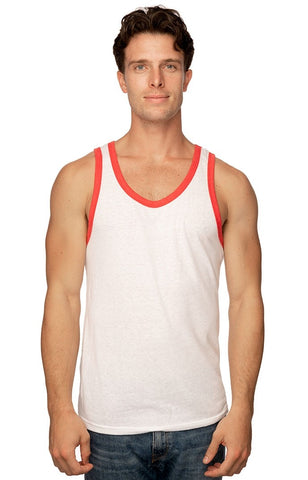 20058 Unisex Triblend Tank Top-yourzmart