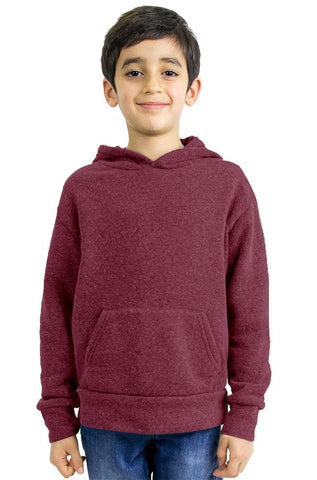 25025 Youth Triblend Fleece Pullover Hoody - yourzmart