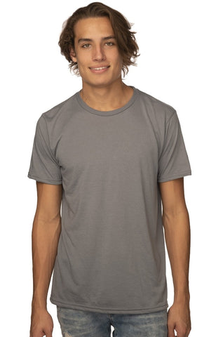 26550PWA Unisex Performance Poly Tee-yourzmart