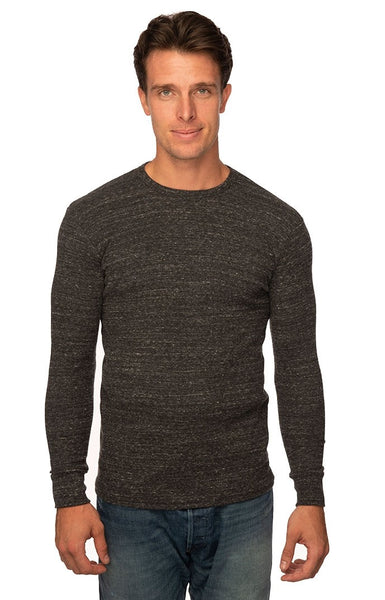34152 Unisex eco Triblend Heavyweight Thermal-yourzmart