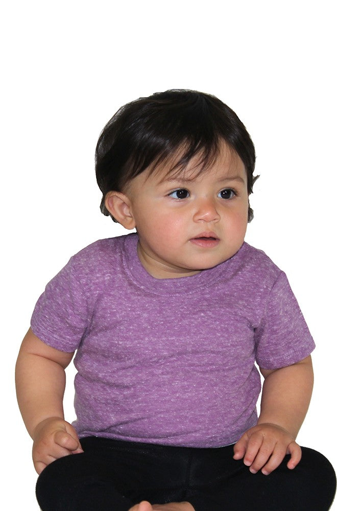 32131 eco TriBlend Infant Short Sleeve Tee-yourzmart