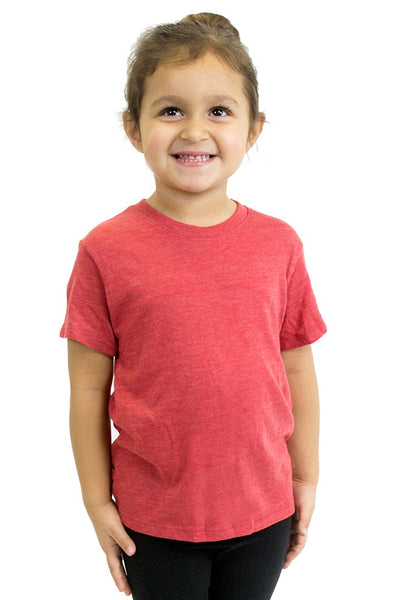 32161 eco TriBlend Toddler Short Sleeve Tee-yourzmart