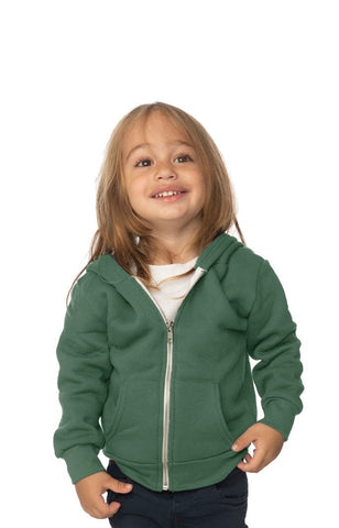 3333 Infant Fashion Fleece Zip Hoody-yourzmart