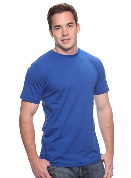 5051UNN Unisex UNION MADE Fine Jersey Tee-yourzmart
