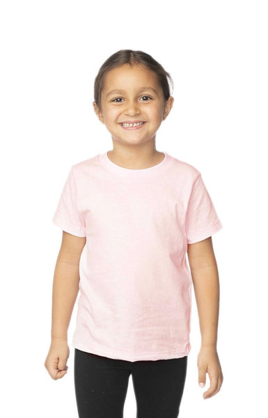 5061 Toddler Short Sleeve Crew Tee-yourzmart