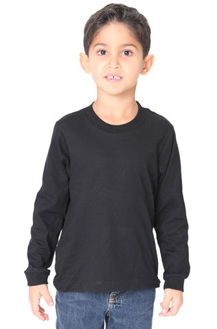 5062 Toddler Long Sleeve Crew Tee-yourzmart