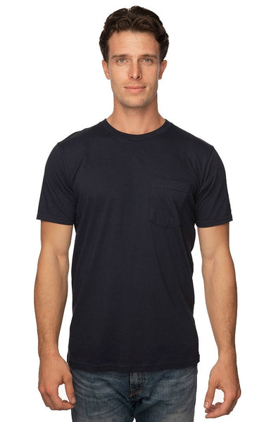 5117ORG Unisex Short Sleeve ORGANIC Pocket Tee-yourzmart