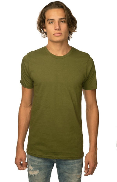 64051 Unisex Viscose Hemp ORGANIC Cotton Tee-yourzmart