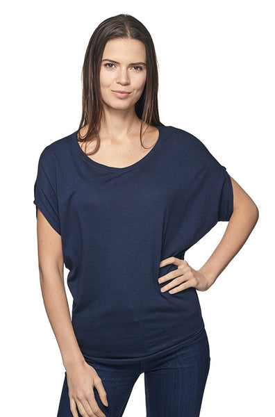 73635 Women's Viscose Bamboo & Organic Cotton Poncho-yourzmart