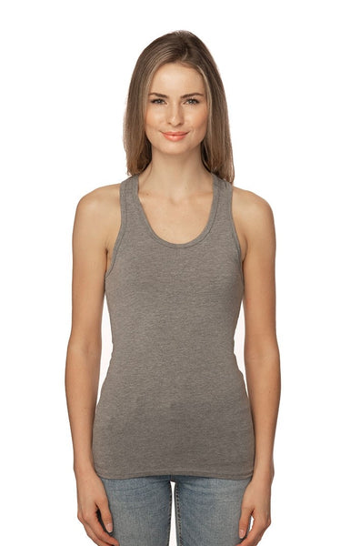 74018 Viscose Bamboo Organic Combed Spandex Racer Tank-yourzmart