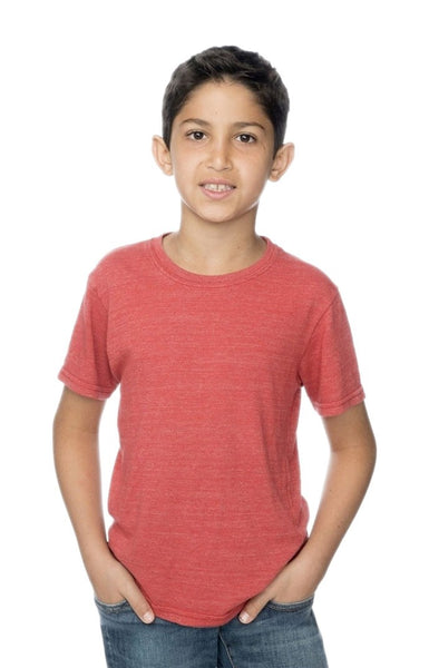 95121 Youth Organic RPET Short Sleeve Tee - yourzmart