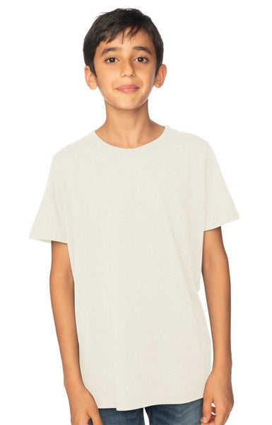 95121 Youth Organic RPET Short Sleeve Tee-yourzmart