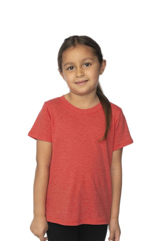 95161 Toddler Organic RPET Short Sleeve Tee-yourzmart