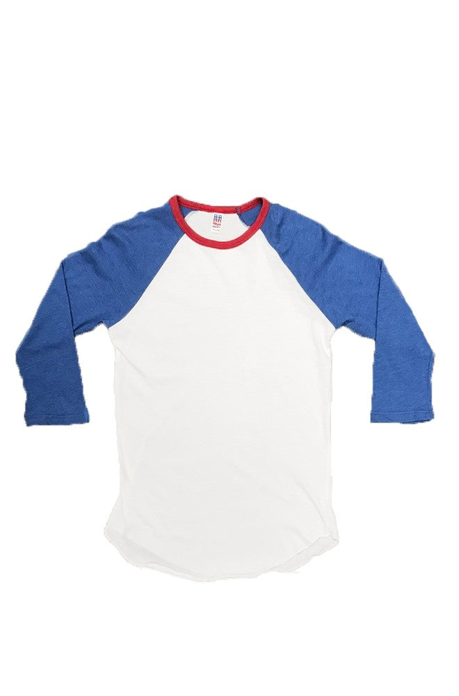 17330 Infant Americana Raglan Baseball Shirt-yourzmart