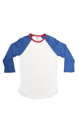 17330 Infant Americana Raglan Baseball Shirt - yourzmart