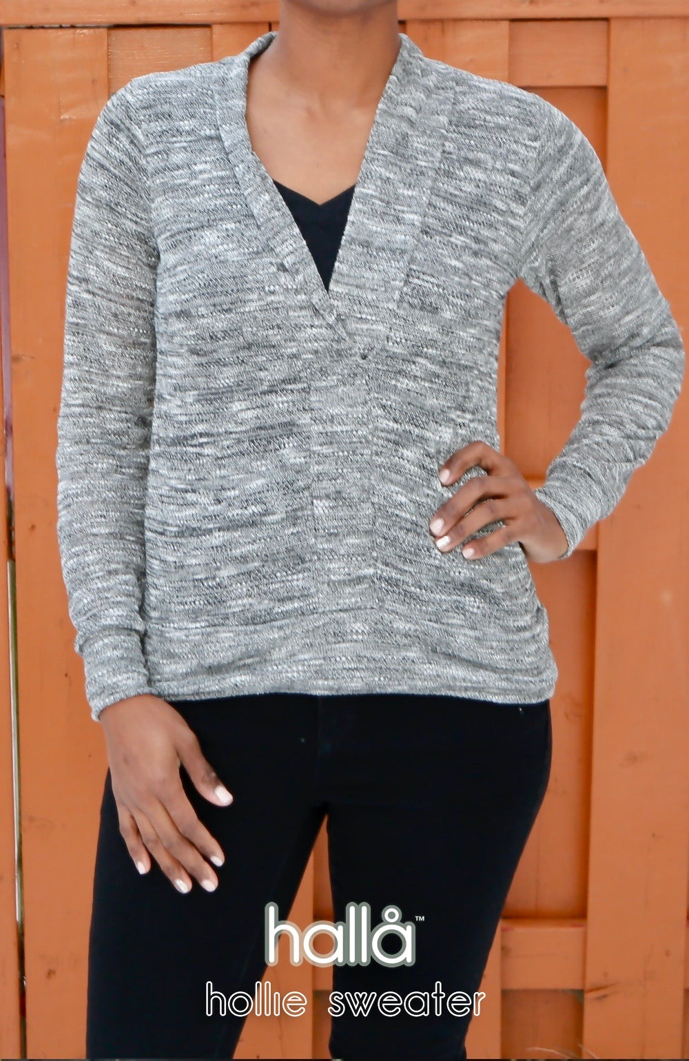 hollie sweater & cardigan for women