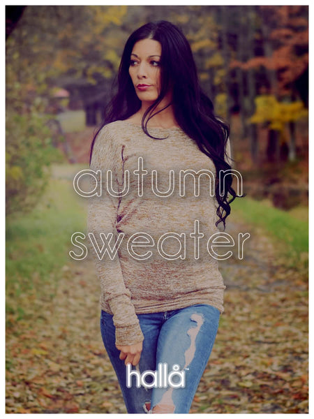 autumn sweater for women