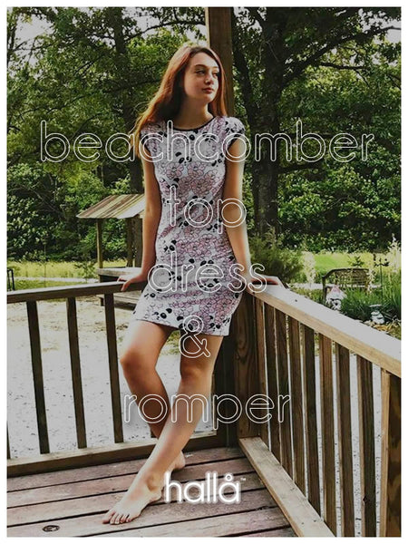 beachcomber top, dress, & romper for women