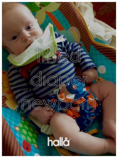 fitted diaper newborn