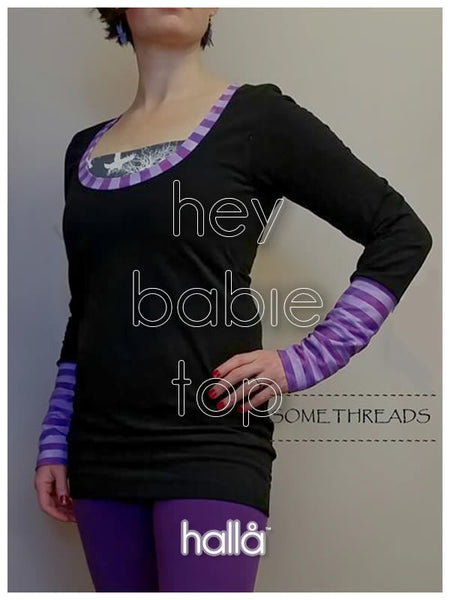hey babie top for women