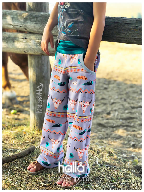 knotty pants for kids