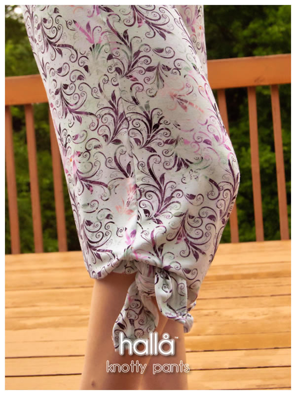 knotty pants for women