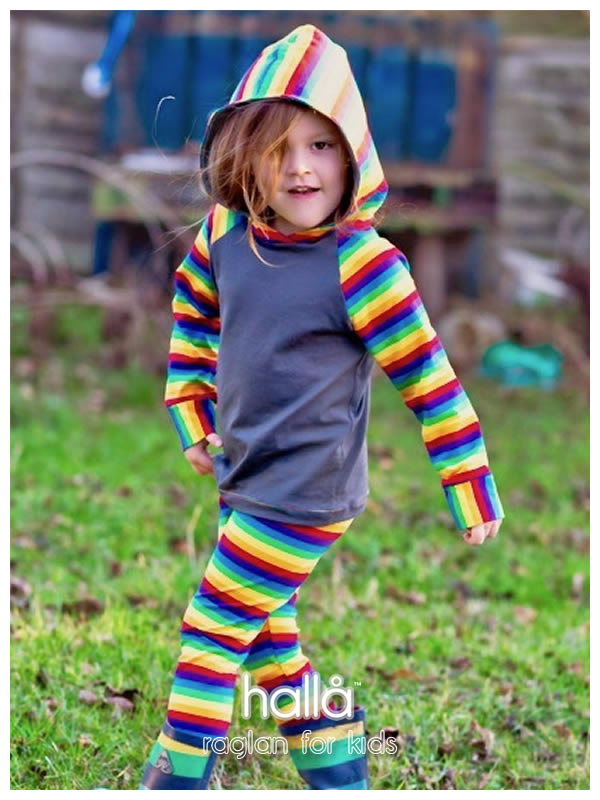 raglan for kids