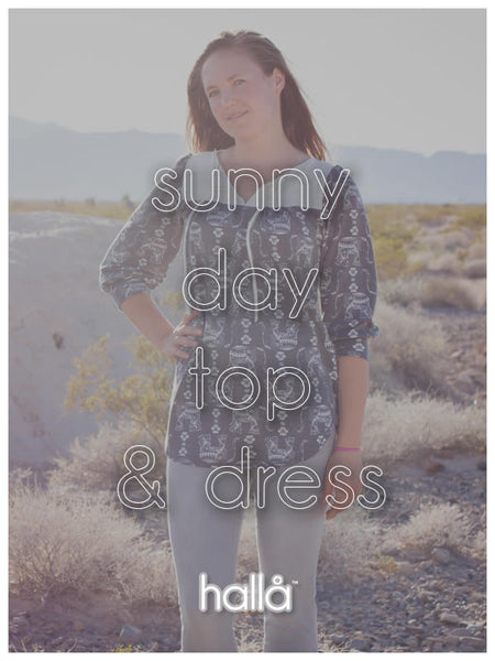 sunny day top & dress for women