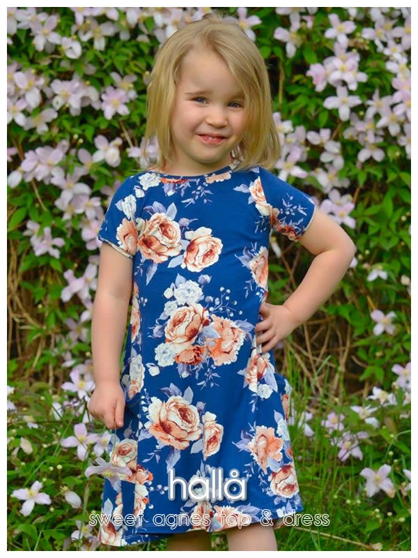 sweet agnes swing top & dress