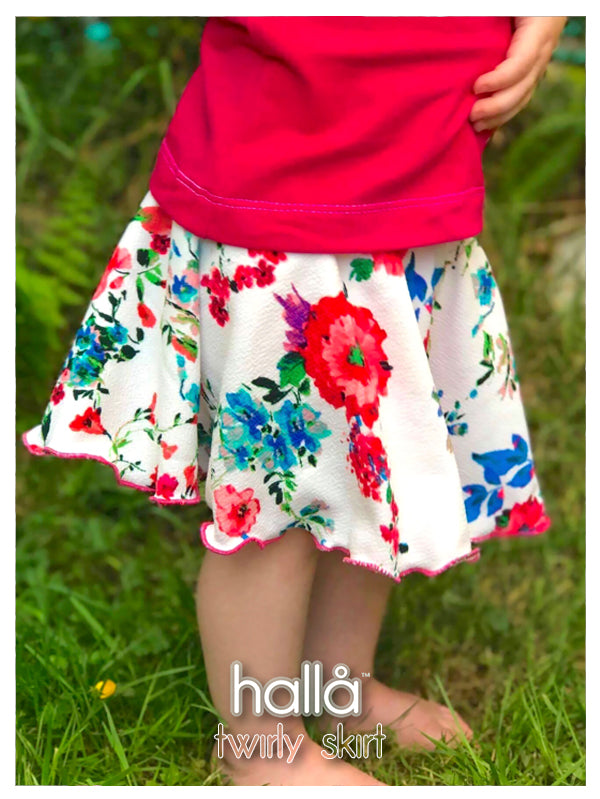 twirly skirt for kids