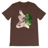 Flower Crowns T-Shirt - My Dreamy Star Caytlin Vilbrandt