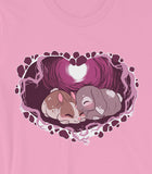 Bunny Love T-Shirt - My Dreamy Star Caytlin Vilbrandt