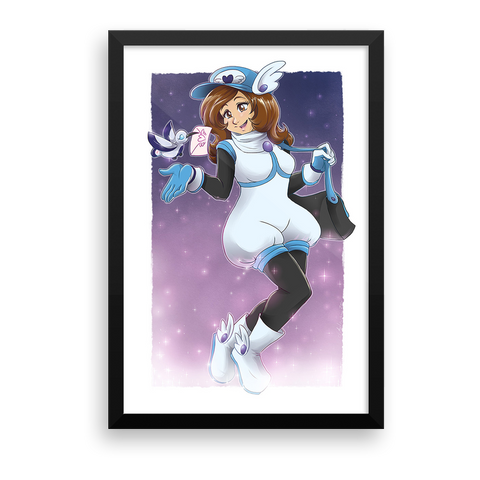 Jayelle's Aria Print - My Dreamy Star Jayelle Anderson