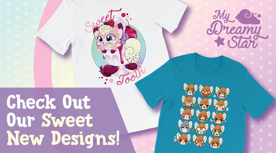 Check out our Sweet New Designs!