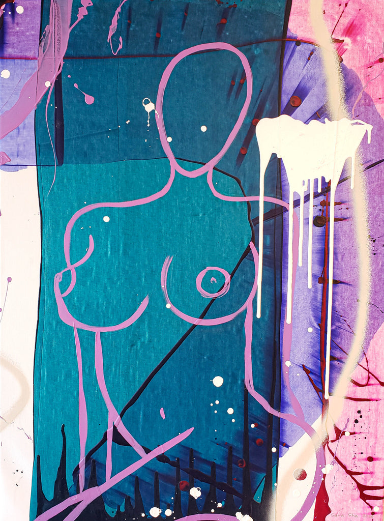 Abstract Nude #2