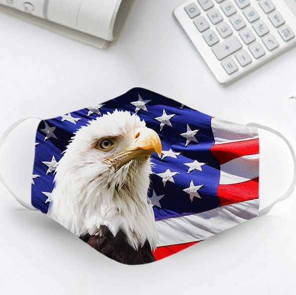 Bald Eagle  Mask