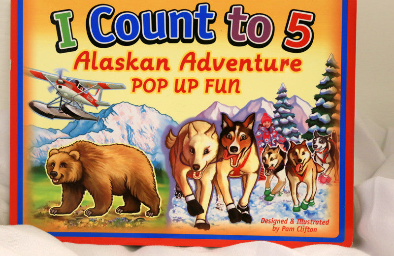 I Count to Five Alaskan Adventure Pop Up Fun