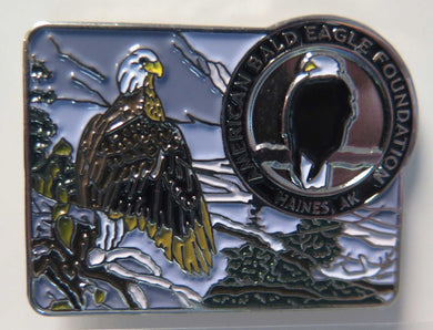 American Bald Eagle Foundation Donor Pin