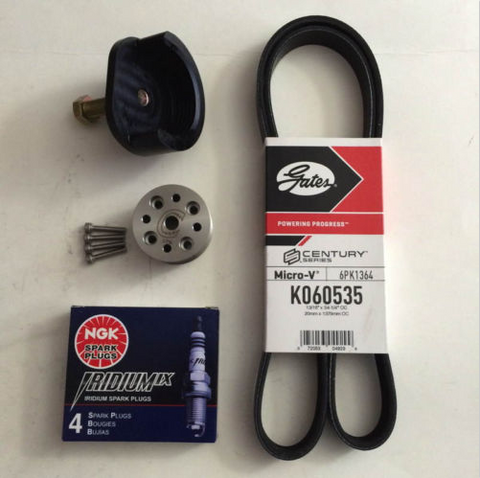 CravenSpeed 17% Reduction Supercharger Pulley Kit (R53)