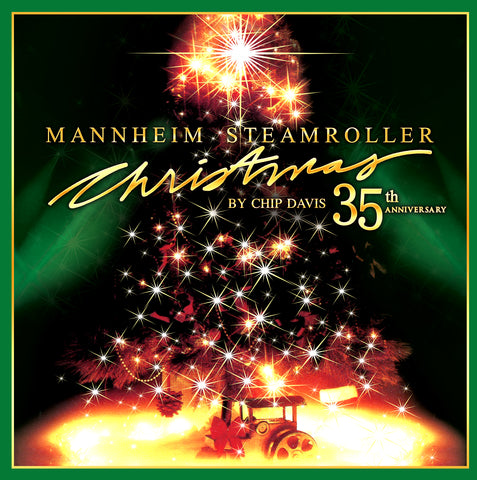 Mannheim Steamroller Christmas 35th Anniversary LP Edition