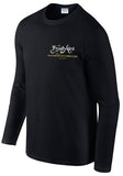 Black 2008 Long Sleeved Tour T-Shirt XLarge